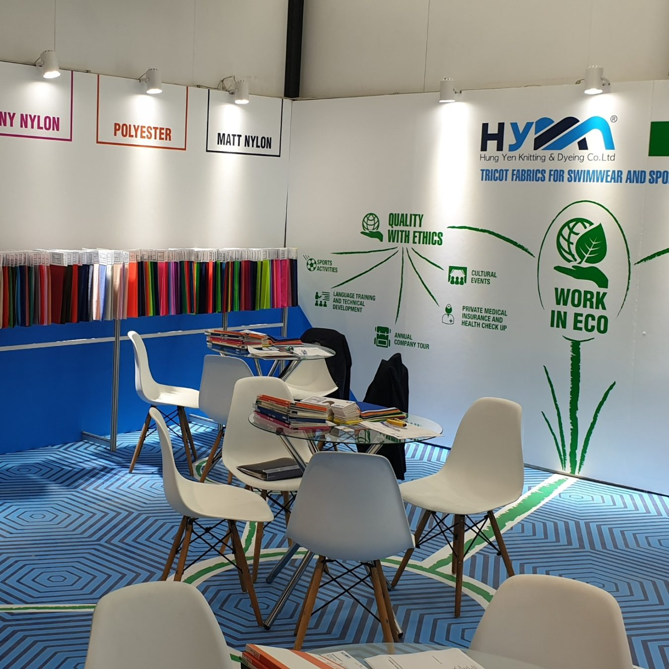 INTERTEXTILE SHANGHAI: A FEEDBACK FROM THE FAIR
